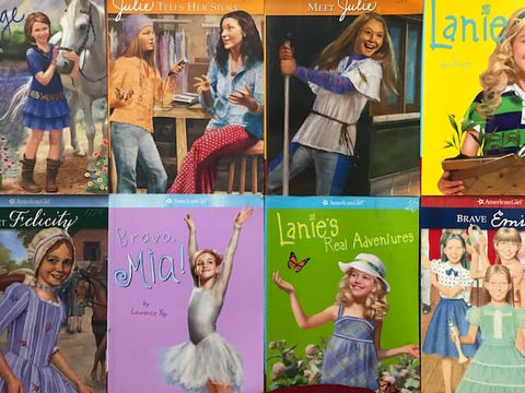 cheap kids american girl chapter books sold by the book bundler