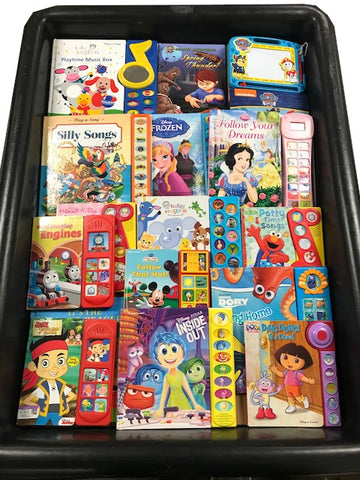electronic baby board books