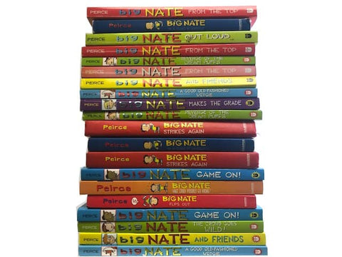 cheap discount big nate kids chapter books sold by the book bundler