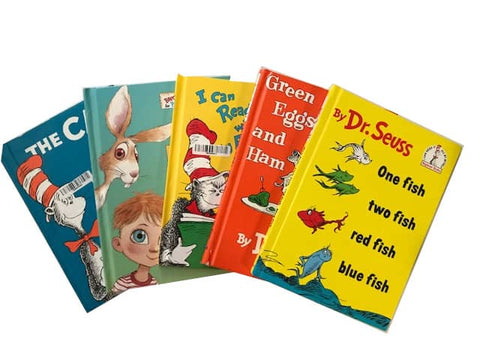 cheap kids dr seuss beginner illustrated books sold by the book bundler