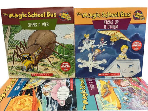 cheap magic school bus illustrated kids books sold by the book bundler