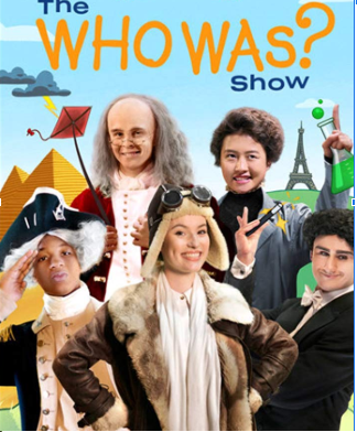the who was show by netflix