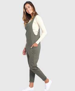 Winter jumpsuit - Cashew