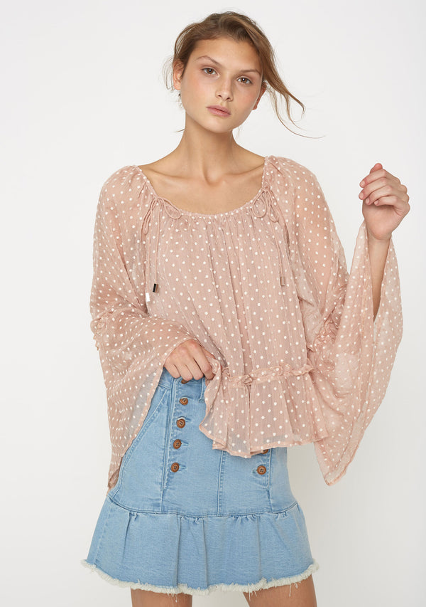 Eloise Long Sleeve Top