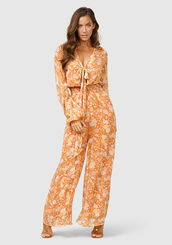 Golden Hour Jumpsuit