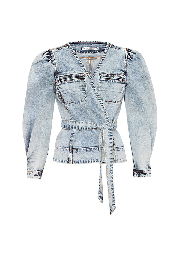 Sacred Denim Jacket