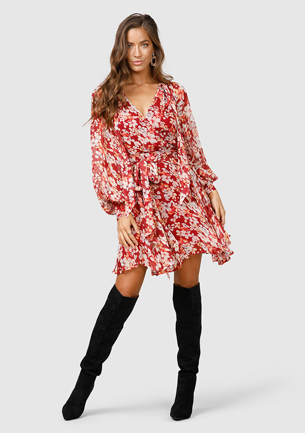 Romantic Legacy Mini Dress