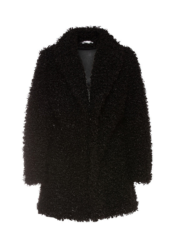 Decadence Fur Coat