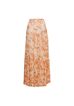 Spring Meadows Tiered Skirt