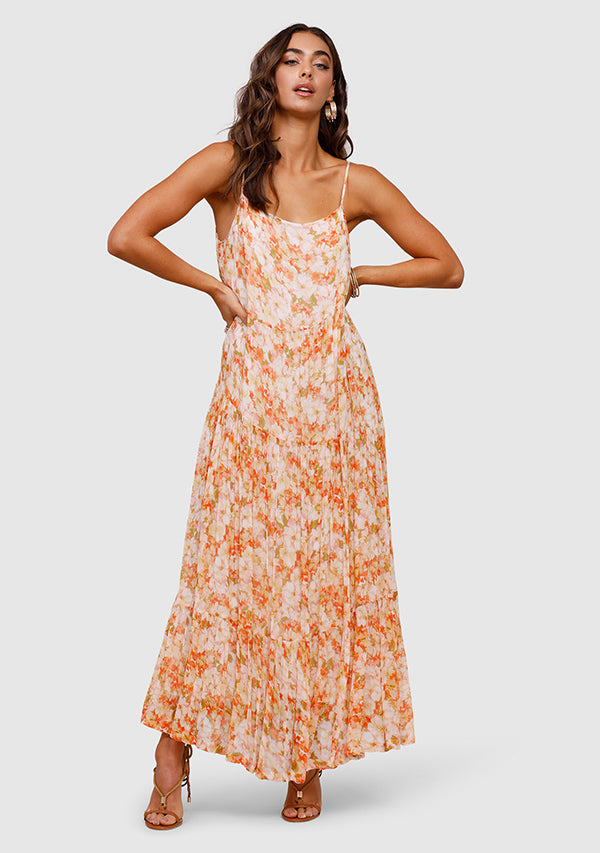 Spring Meadows Maxi Dress
