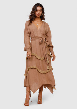 Wilderness Maxi Dress