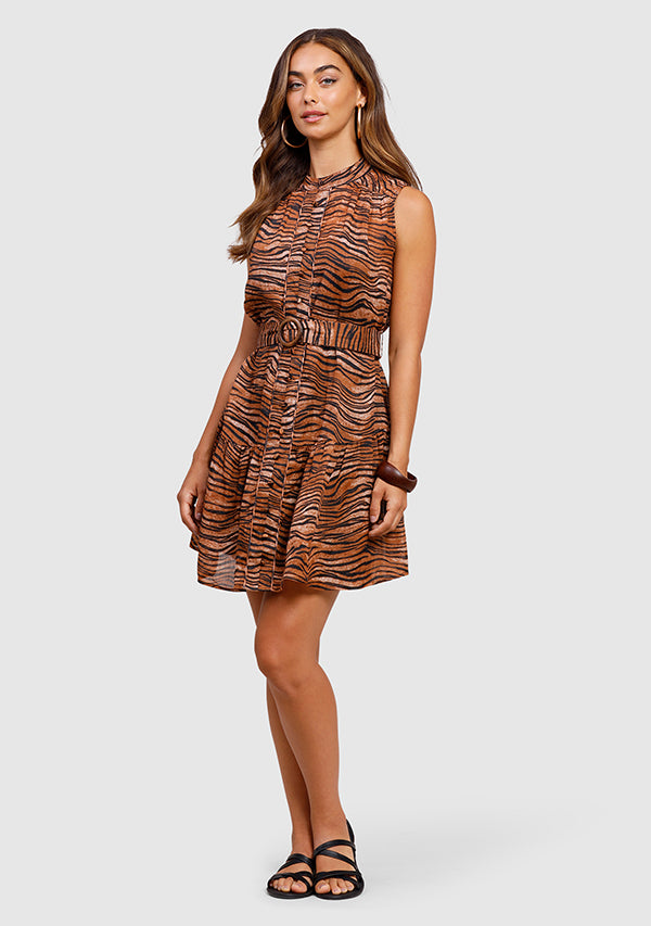 Tigress Mini Dress