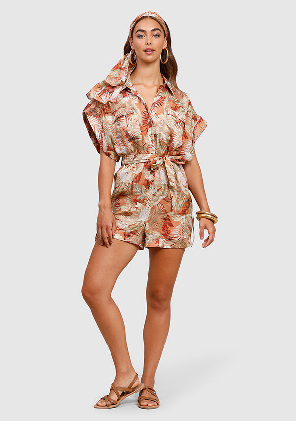 Cabana Resort Romper