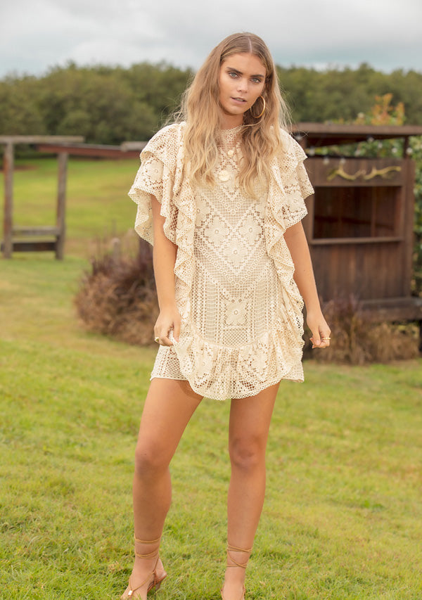 Bohemia Daze Mini Dress