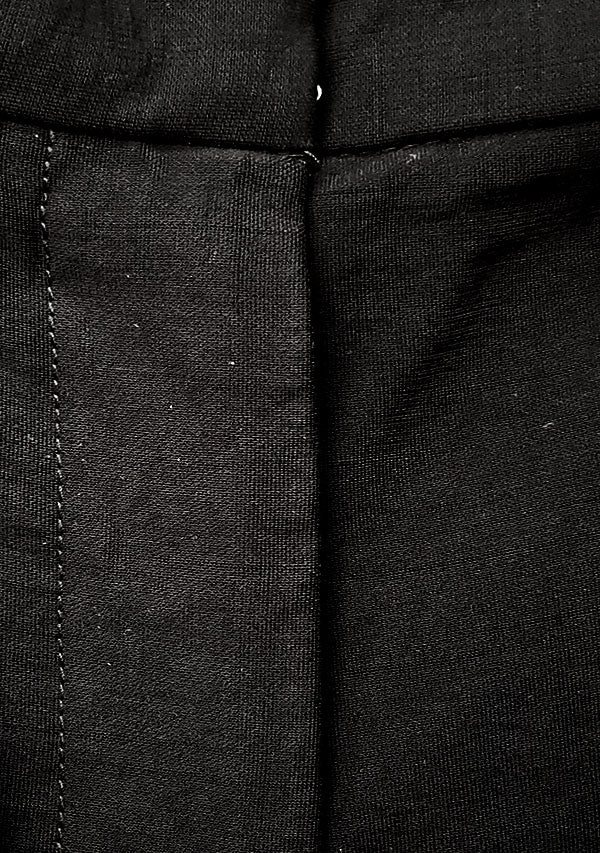 Finley Pant Black Detail 1