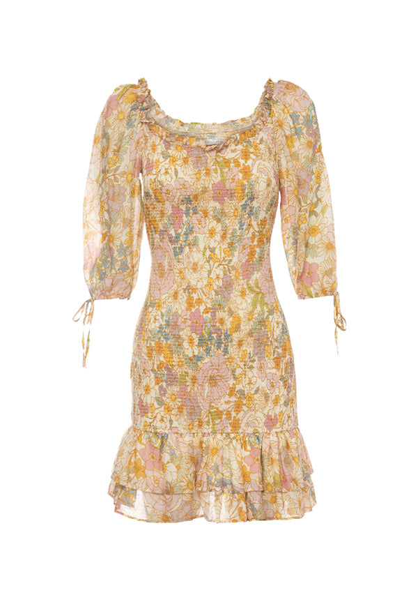 Wildflower Mini Dress