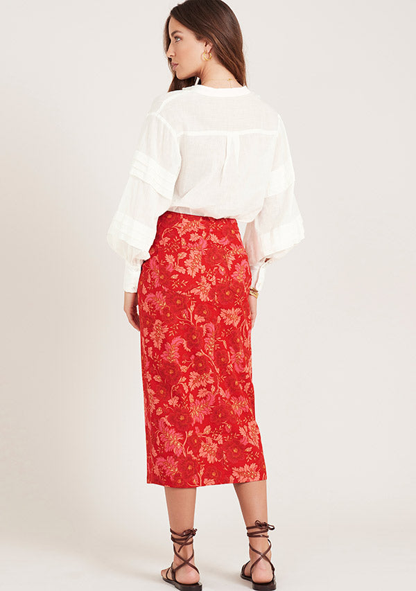 Hibiscus Skirt Ministry of Style