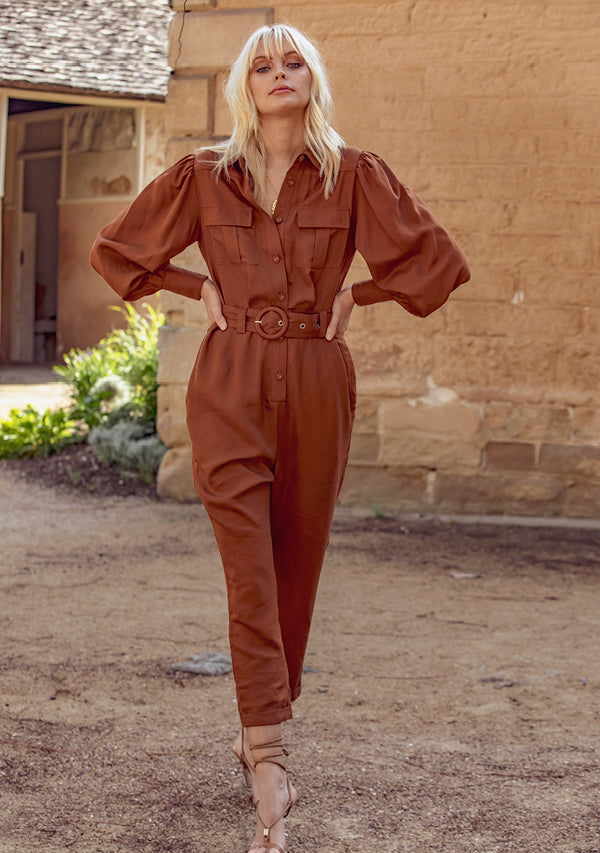 Illusion Jumpsuit Ministry of Style