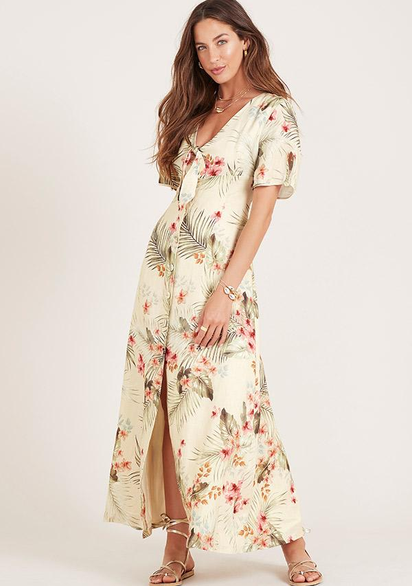 Paradiso Maxi Dress Ministry Of Style
