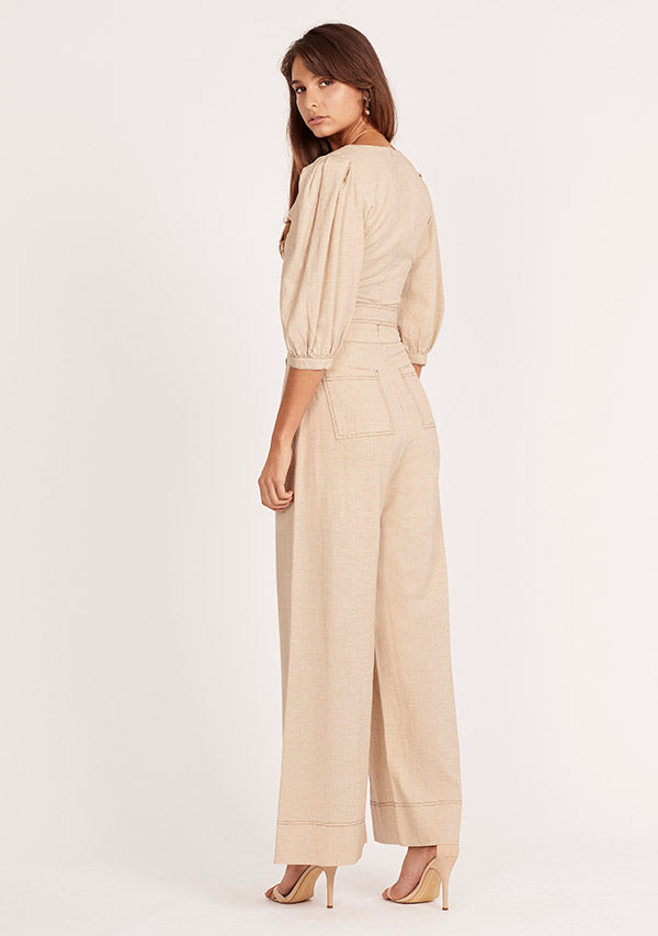 Reed Linen Top Ministry of Style