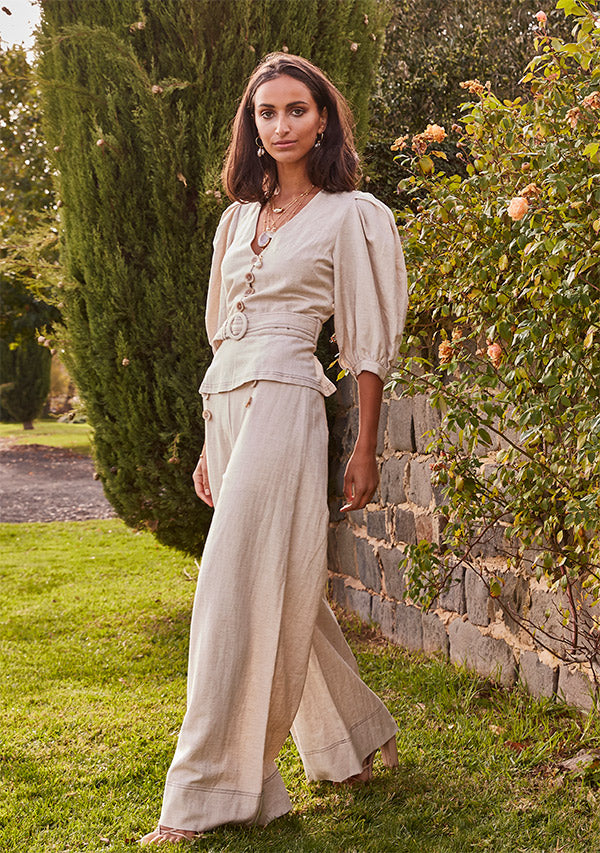 Reed Linen Pants Ministry Of Style