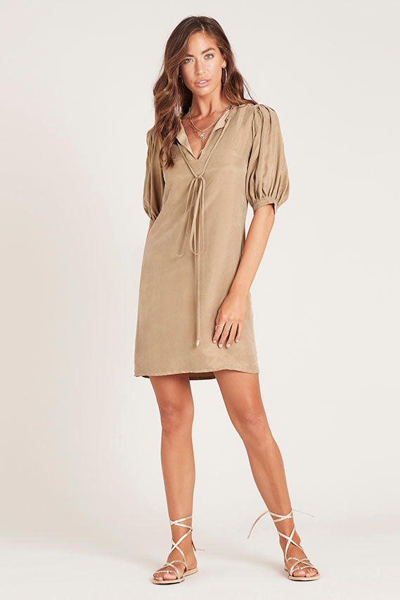 Lustre Mini Dress
