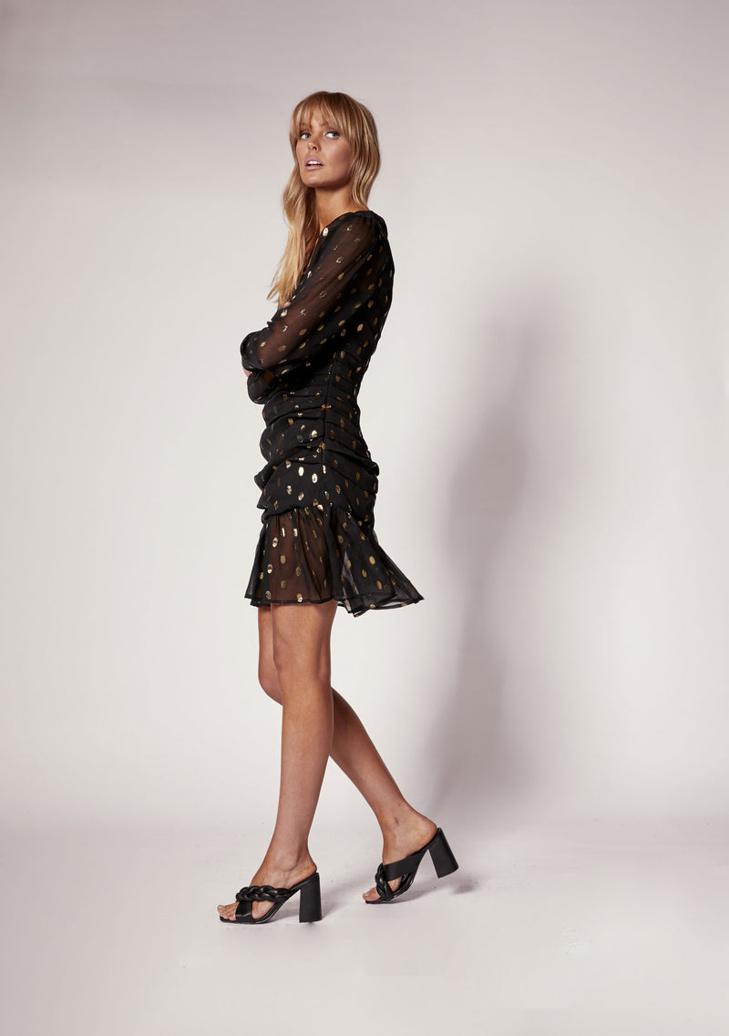Sweet Surrender Mini Dress - Ministry of Style