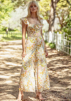 Wildflower Jumpsuit Ministry of Style