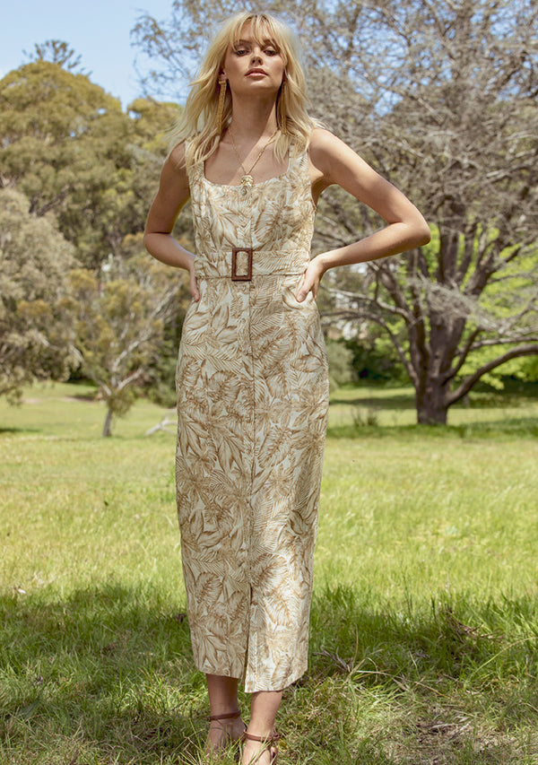 Woodstock Maxi Dress Ministry of Style