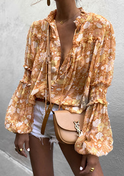 Golden Hour Blouse