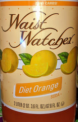 Waist Watcher Diet Orange