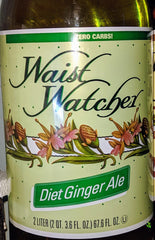 Waist Watcher Diet Ginger Ale