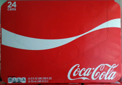 Coca-Cola (Coke) Real Sugar 24 pack