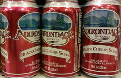 Adirondack Black Cherry Soda