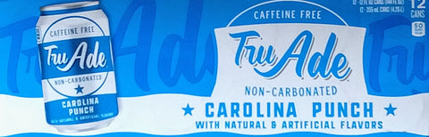 TruAde Carolina Punch