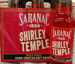 Saranac Shirley Temple