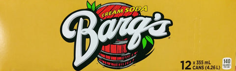 Barq's Cream Soda