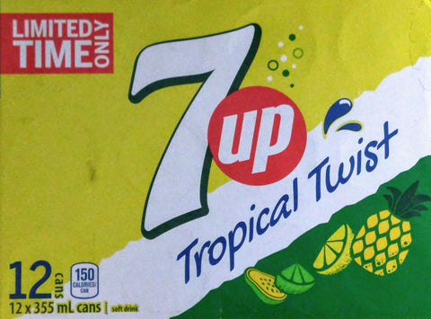 7-Up Tropical Twist