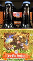 Bear Wizz Root Beer