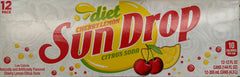 Sundrop Cherry Lemon Diet