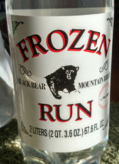 Frozen Run Birch Beer