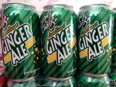 Cotton Club Ginger Ale
