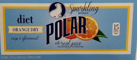 Polar Orange Dry Diet