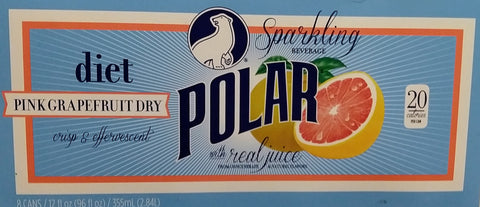 Polar Pink Grapefruit Dry Diet