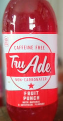 TruAde Fruit Punch