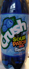 Crush Sour Patch Kids Berry