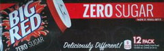 Big Red Zero Sugar