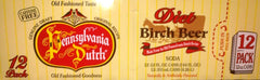 Pennsylvania Dutch Birch Beer Diet