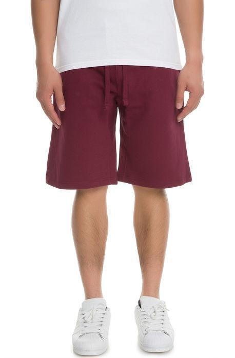 Men's Simply Butter Shorts (Burgundy)