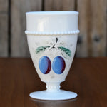 Westmoreland White Milk Glass Tumbler